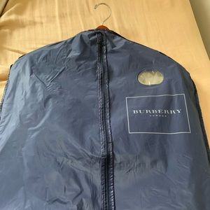 Pre-owned Burberry suit!!